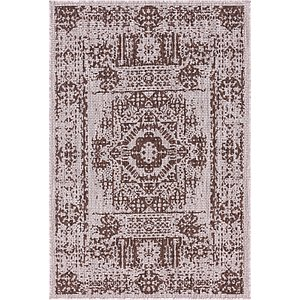 Link to 4' x 6' Outdoor Traditional Rug item page