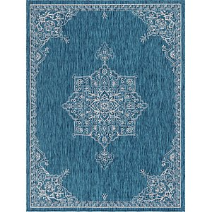 Link to 9' x 12' Outdoor Traditional Rug item page