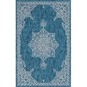 Link to 152cm x 245cm Outdoor Traditional Rug item page