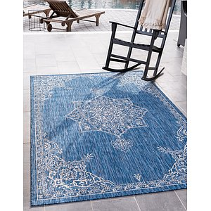 Link to 6' x 9' Outdoor Traditional Rug item page