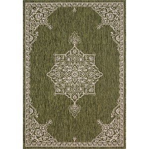 Link to 8' x 11' 4 Outdoor Traditional Rug item page