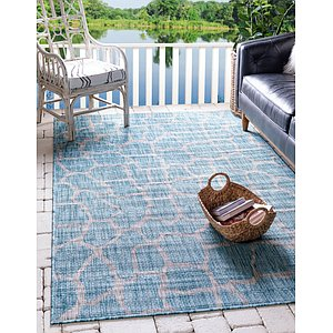 Link to 7' x 10' Outdoor Safari Rug item page