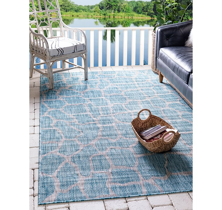 213cm x 305cm Outdoor Safari Rug
