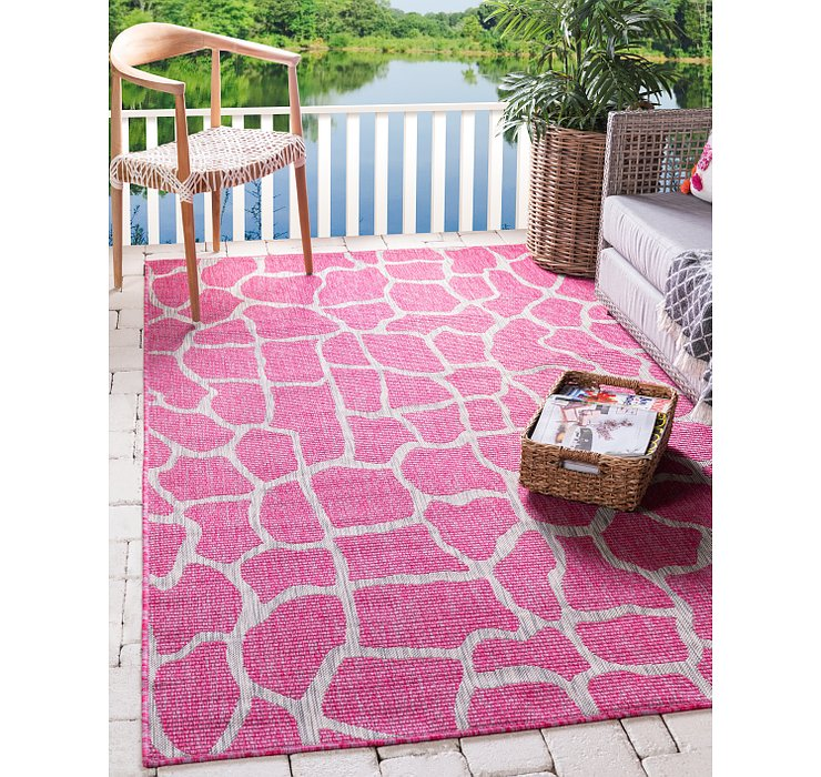 245cm x 345cm Outdoor Safari Rug