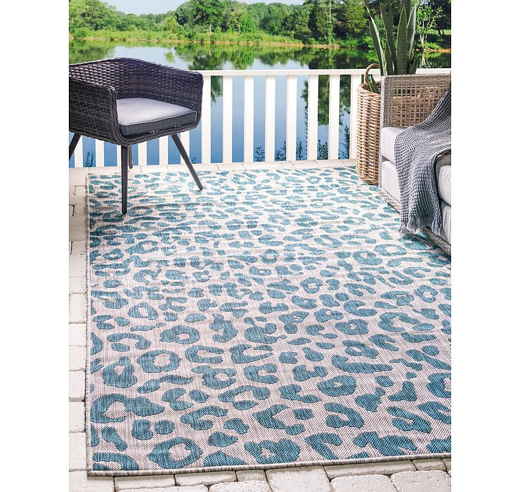 275cm x 365cm Outdoor Safari Rug