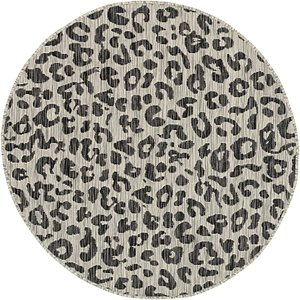 Link to 122cm x 122cm Outdoor Safari Round Rug item page