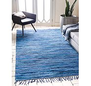 Link to 152cm x 245cm Chindi Cotton Rug
