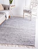 4' x 6' Chindi Cotton Rug thumbnail