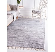 Link to 245cm x 305cm Chindi Cotton Rug
