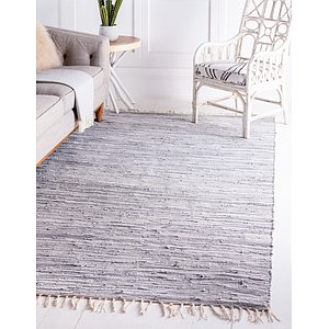 Link to 2' 2 x 3' Chindi Cotton Rug item page