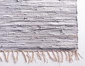 80cm x 300cm Chindi Cotton Runner Rug thumbnail image 7