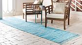 80cm x 300cm Chindi Cotton Runner Rug thumbnail image 2