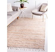 Link to 5' x 8' Chindi Cotton Rug