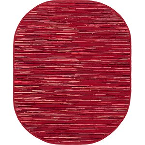 Link to 8' x 10' Chind Cotton Oval Rug item page