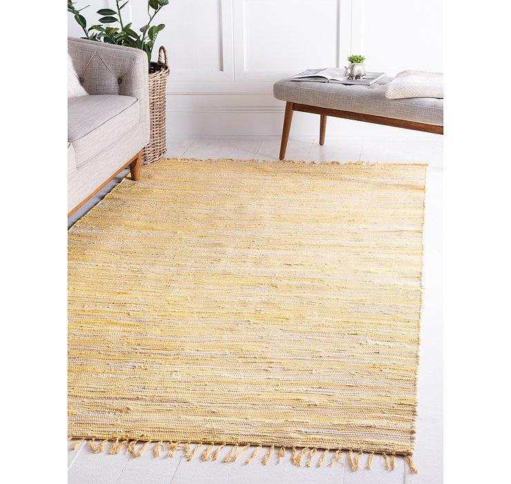 9' x 12' Chindi Cotton Rug