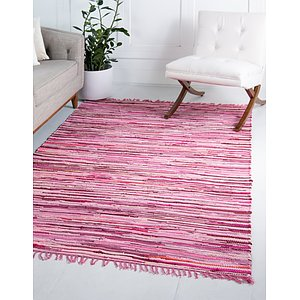 Link to 275cm x 365cm Chindi Cotton Rug item page
