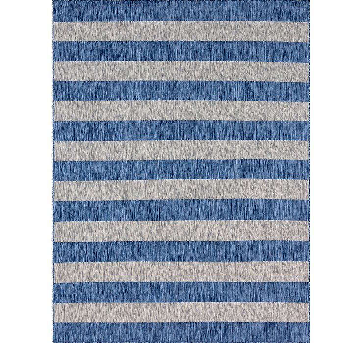 9' x 12' Outdoor Ribbon Rug
