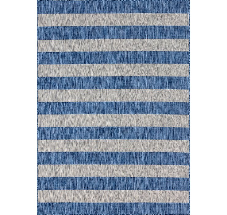 7' x 10' Outdoor Ribbon Rug