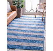 Link to 183cm x 275cm Outdoor Striped Rug