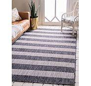 Link to 245cm x 345cm Outdoor Striped Rug