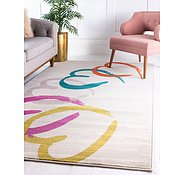 Link to 5' x 8' Open Hearts by Jane Seymour™ Rug