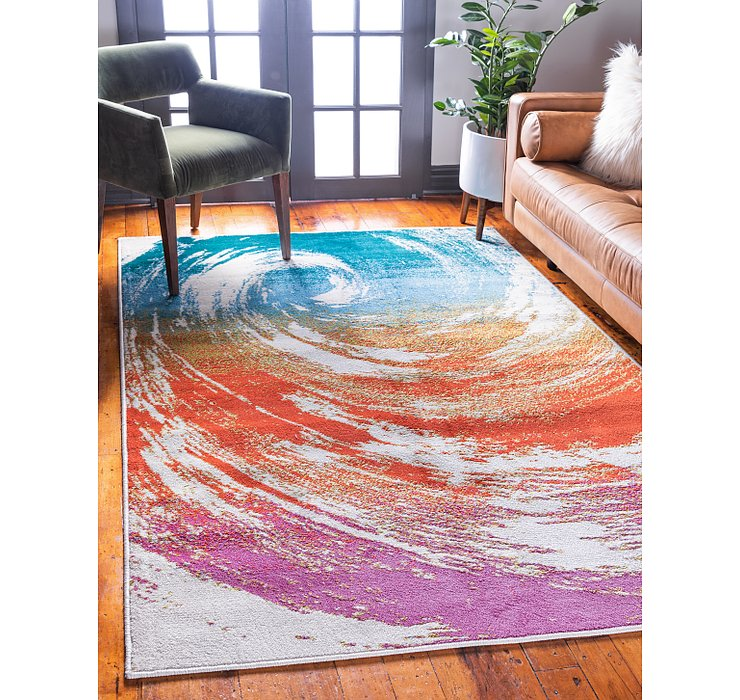 Jane Seymour 1' 8 x 1' 8 Open Hearts Sample Rug