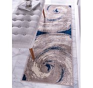 Link to 2' x 6' Open Hearts by Jane Seymour™ Runner Rug