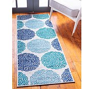 Link to 60cm x 183cm Open Hearts by Jane Seymour™ Runner Rug