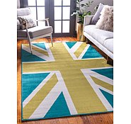 Link to 4' x 6' Open Hearts by Jane Seymour™ Rug