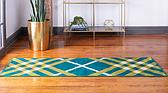 2' x 6' Open Hearts Runner Rug thumbnail image 3