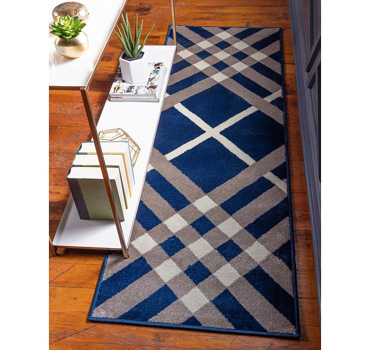 2' x 6' Open Hearts Runner Rug