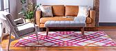 Jane Seymour 5' x 8' Open Hearts Rug thumbnail