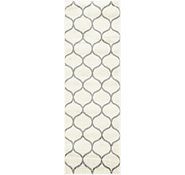 Link to 60cm x 183cm Trellis Frieze Runner Rug