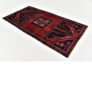 HandKnotted 4' x 7' 6 Koliaei Persian Rug