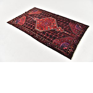 HandKnotted 4' x 6' 7 Tuiserkan Persian Rug