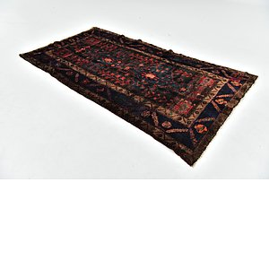 HandKnotted 4' 8 x 8' 9 Koliaei Persian Rug