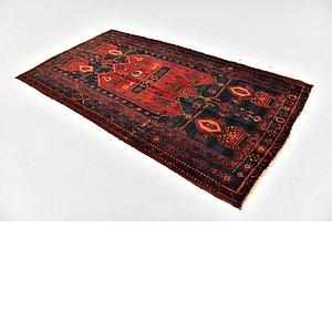 HandKnotted 5' x 8' 6 Sirjan Persian Rug