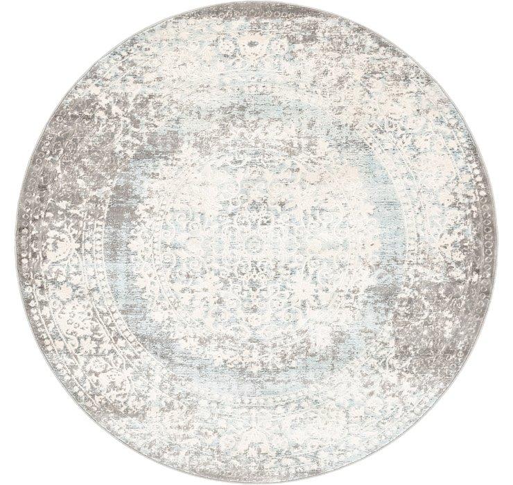 5' x 5' Modern Classical Round ...