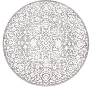 Link to 152cm x 152cm New Vintage Round Rug