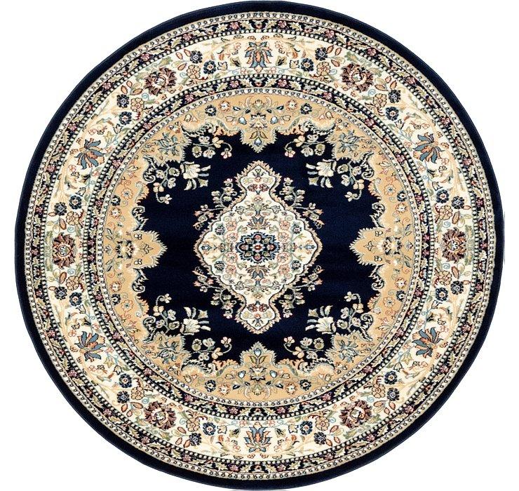 5' x 5' Rabia Round Rug