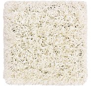 Link to 30cm x 30cm Solid Shag Sample Rug