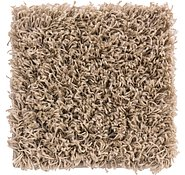 Link to 1' x 1' Solid Shag Sample Rug
