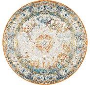 Link to 122cm x 122cm Venice Round Rug