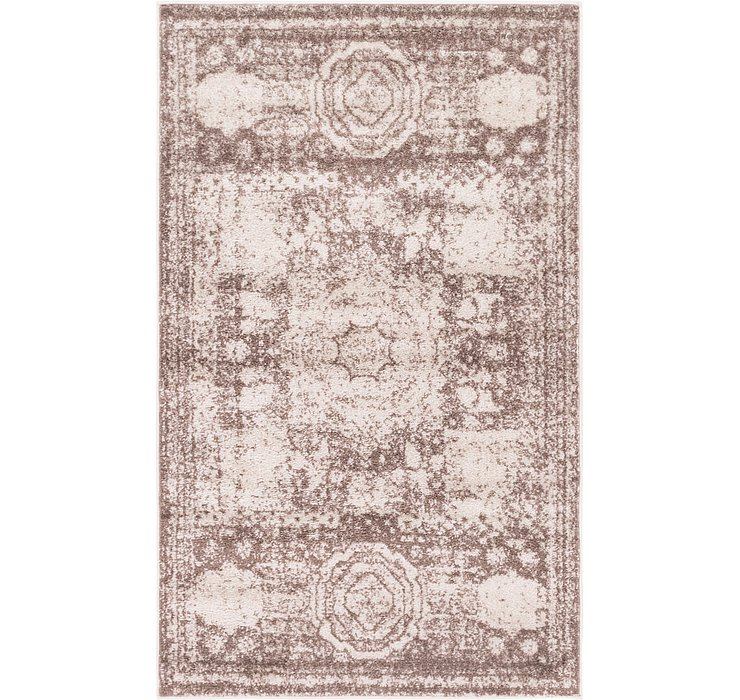 Light Brown Dover Rug