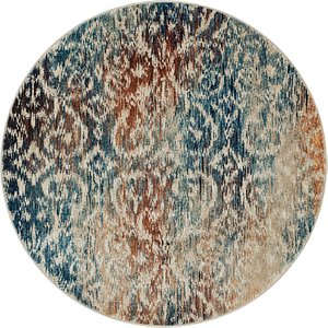 Link to 152cm x 152cm Ethereal Round Rug item page