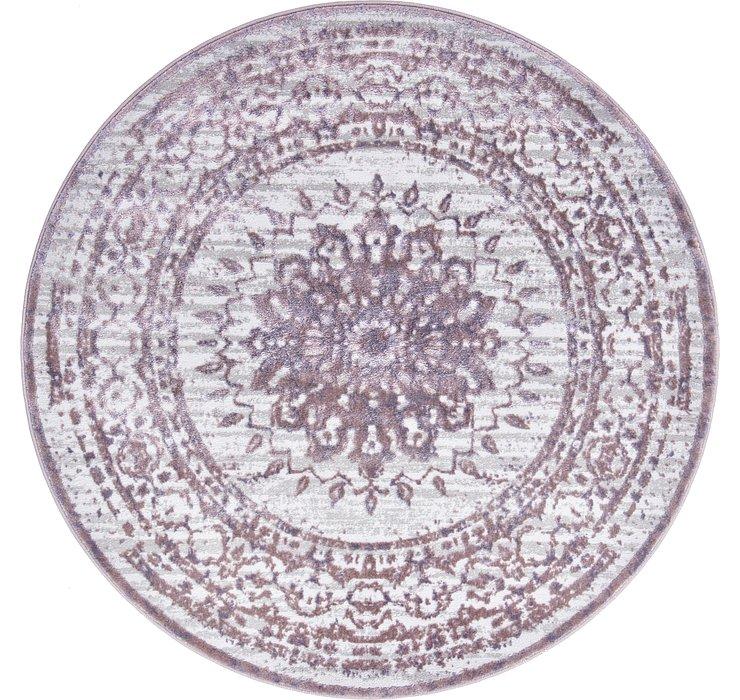 4' x 4' Derbyshire Round Rug
