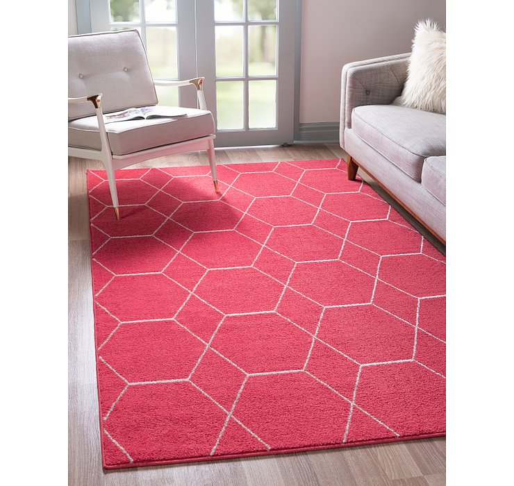10' x 14' Trellis Frieze Rug