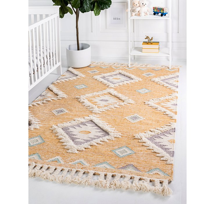 Gold Arizona Rug