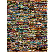 Link to 245cm x 305cm Braided Chindi Rug