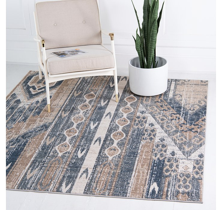 122cm x 122cm Oregon Square Rug
